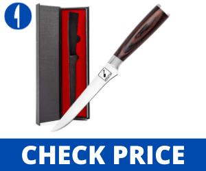 Imarku 6-Inch Fillet Knife - Best Japanese Knife for filleting fish
