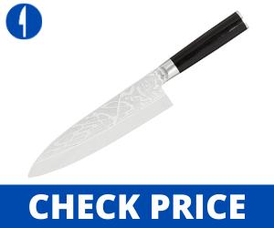 Shun Pro 8-1/4-Inch Deba Knife