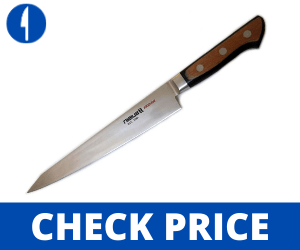 Suisin Inox Knife Series Sujihiki Knife - Best Japanese sushi knives