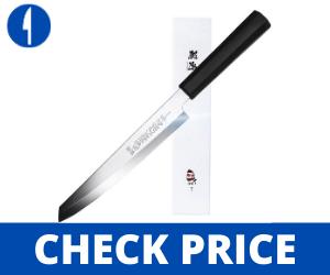 "TUO Sashimi Sushi Knife 8.25"" - Meteor Series"