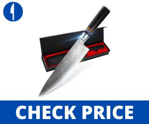 YAIBA Utility Chef Knife 6 Inch Chef Knife