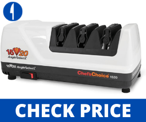 Chef's Choice AngleSelect Electric Knife Sharpener knife sharpeners