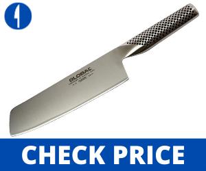 Global 7 Vegetable Knife - Best Japanese vegetable knives japanese knives kitchen