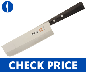 Mac Knife Japanese Series Vegetable Cleaver, 6.5 Inch kitchen knife in japanese