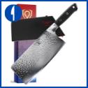 DALSTRONG Cleaver Knife – 7″- Shogun Series X – Japanese AUS-10V