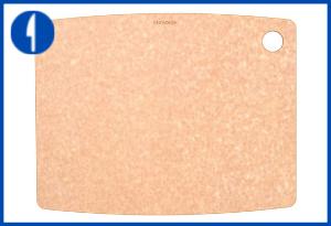 Epicurean 001-151101 Kitchen Series Cutting Board, Natural