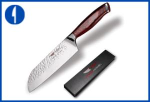 KBK Santoku Knife 7 Blade Chef Japanese Knife