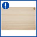 Shun DM0817 Hinoki Cutting Board, Large