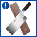 TUO Professional Chinese Cleaver Vegetable/Meat 8 inch - Osprey Series
