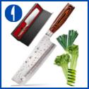 "Usuba High Carbon Pro 7"" Vegetable Knife"