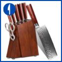 YARENH Chef Knife Pro Set