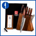 Yarenh Chef Knife Set Pro